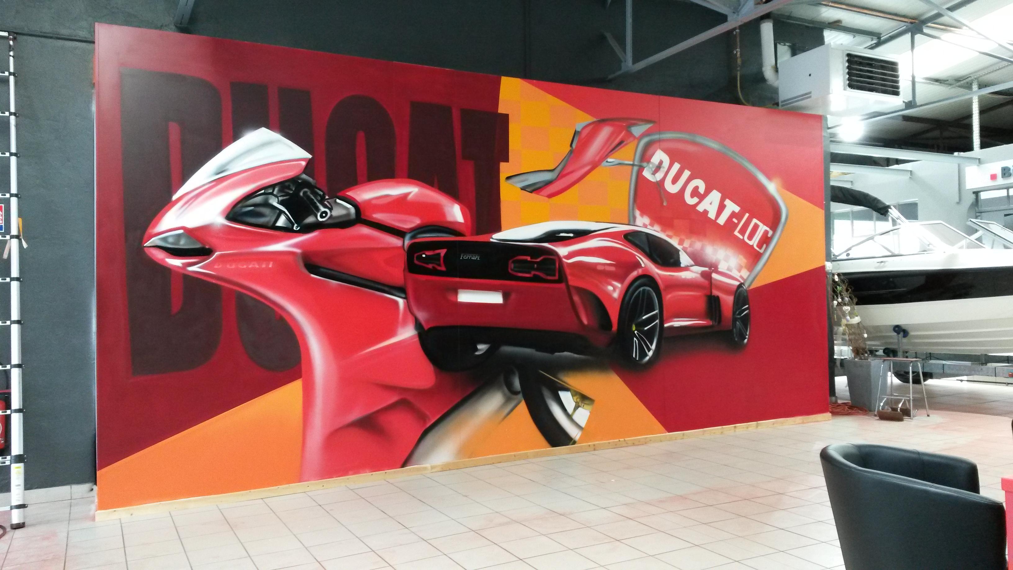 Ducatloc Ducati