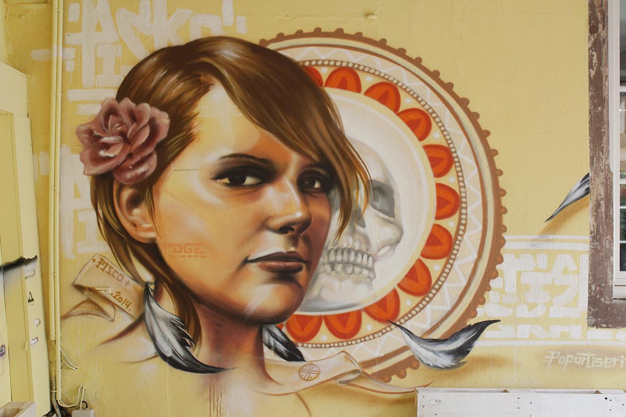 galerie popartiserie graffiti strasbourg